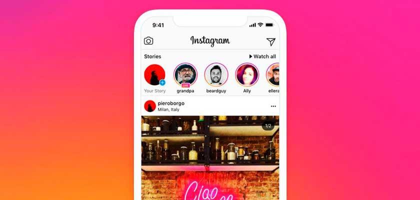 voir story instagram